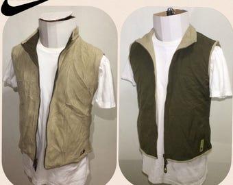 Nike reversible sleeveless vest