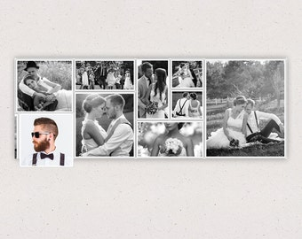 Facebook Timeline Cover - Template for Photographers F07