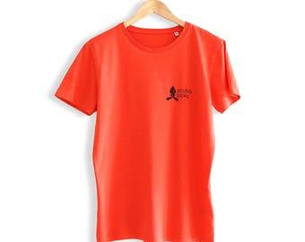 Hot Coral Scuba T-shirt