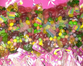 20 Hello Kitty Sweet Candy Bags