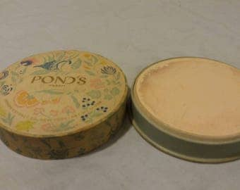 "Vintage Ponds Dreamflower Powder: ""Sheer-Gauge"" Peach"