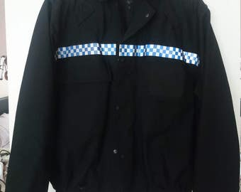 Ex Police short overcoat
