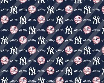 New York Yankees sheet size 8.5x11 scrapbook paper - Instant Download