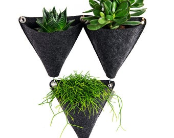 EQUA Home - Tangram planting pots
