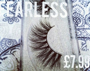 FEARLESS - Quality false lashes