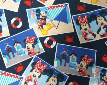 Disney Day on the Boardwalk by Springs Creative fabric