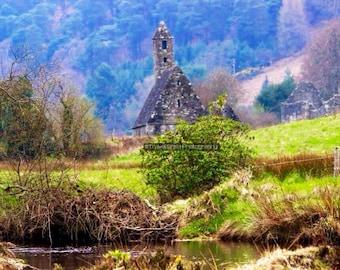 Glendalough, Co. Wicklow. Ireland