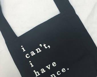 Dance~Sling Bag~Tote
