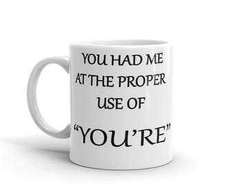 """Grammar quote """"You're"""""""