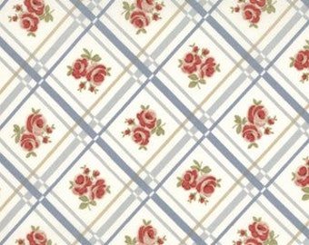 Moda Clermont Farms Polly Minick Laurie Simpson 14684 13-- 1/2 yard increments