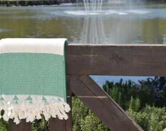 Turkish Towel, Turkish Bath Towel, Turkish Beach Towel, Bath Towel, Beach Towel, Hammam Towel, Turkish Pestemal, Cotton Towel, Organic Towel