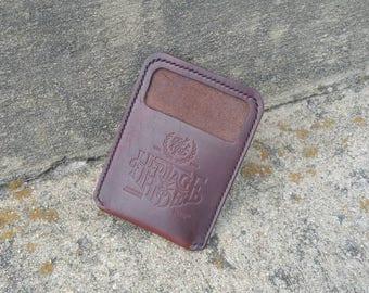 The Bender Wallet ~ Horween Chromexcel