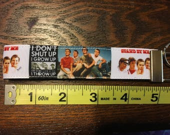 SALE - Stand By Me The Movie Fob/Chain Wristlet