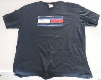 vintage Tommy Hilfiger t shirt made in USA XL