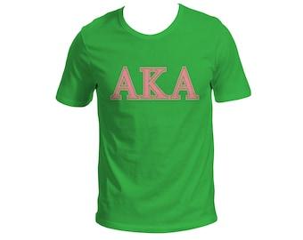 Alpha Kappa Alpha Classic shirt HBCU AKA Greek graduation skee wee