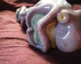 Octopus Pipe (ooak)