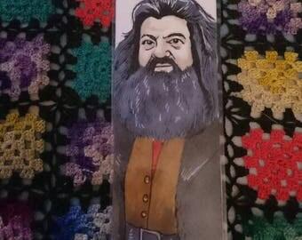 Hagrid bookmark