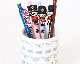 Pen - Royal Soldier | Pink Pen | Pen selection |