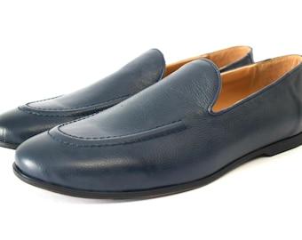 Handmade Vitorio Loafers  *Free Shipping* LINEA MARQUEZ