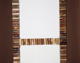 Natural Wood Dry Erase / Calendar Holder