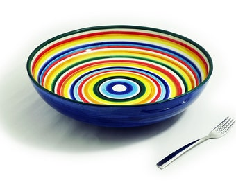Large bowl Rainbow