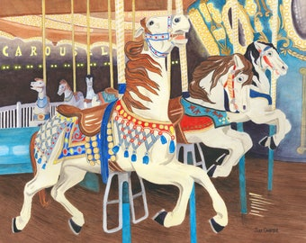 Seaside Park Carousel