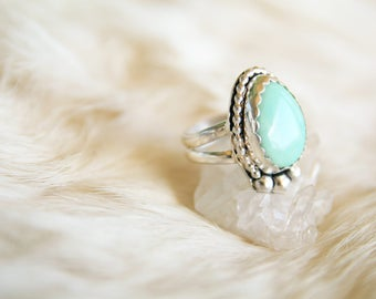 Alicia Turquoise Ring Size 5.5