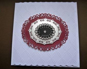 Beautiful, unique, handcrafted all occasion greetings card