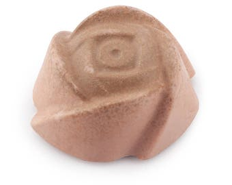 "Facial and Body Soap with Clay ""Pink Rose"""