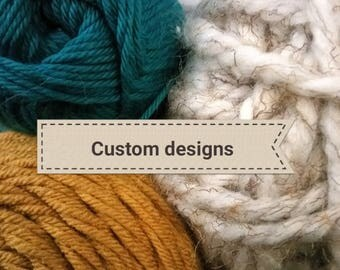 Custom Designs Available by Request