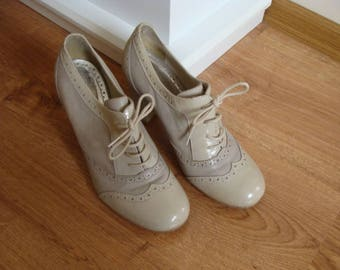 GENUINE LEATHER shoes Joanne Mercer,