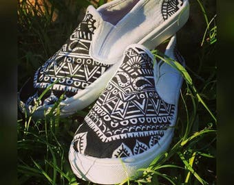 shoes tribal