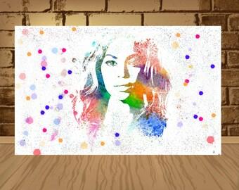 Beyonce Poster, Beyonce Wall Art,Beyonce Print, Beyonce Art, Beyonce Decor, Home Decor, Gift Idea,wall decor,wall art,Beyonce