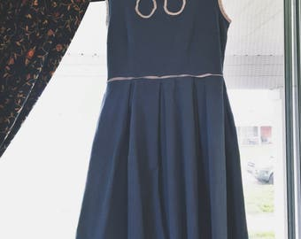 Powder Blue Dress