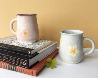 The Frangipani flower Mug