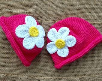 Spring Daisy Hat