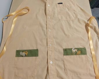 Mentor and Me Apron Set