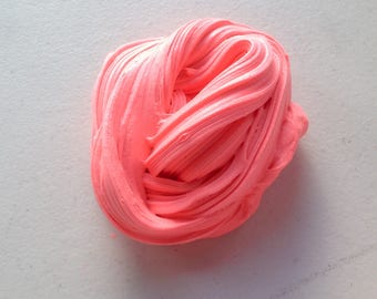 Neon Pink | ButterClay Slime ~ 1 oz