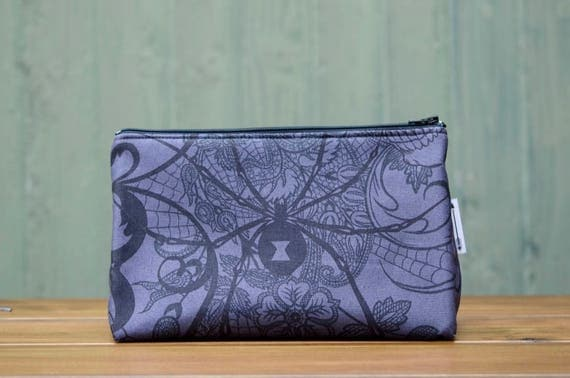 After dark grey large bag