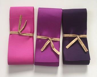 Custom collar- Purple