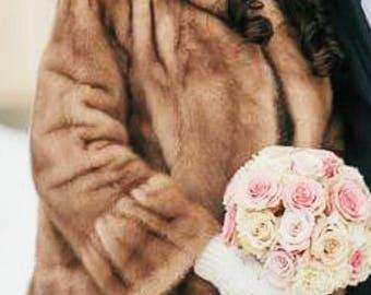 Rhomberg's Vintage Mink Fur Coat