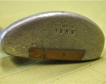 Otey Crisman Antique Golf Club 18HB Putter