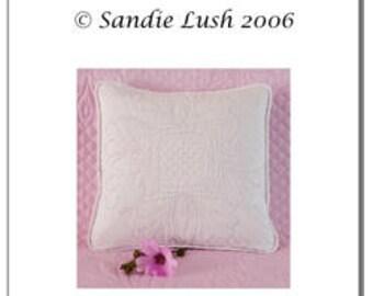 Colonial Cushion Pattern #2