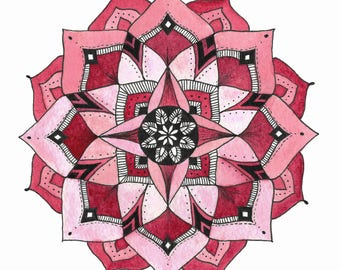Mandala Project: Sunday
