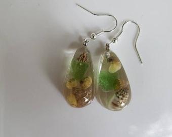 Seacoast earrings