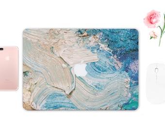 Oil Paint Macbook Air 13 Skin Macbook Skin Laptop Decal Vinyl Laptop Skin Macbook 12 Skin Macbook Pro Retina 13 Skin Mac ESD3023