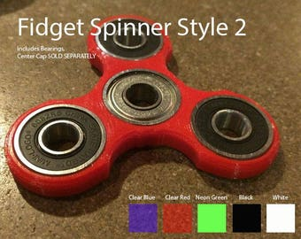 Fidget Spinner Style 2
