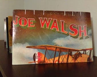 Joe Walsh Coptic Bound Sketch Book, Journal, Blank Pages