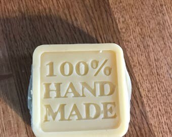 Handmade Goats Milk Soap Sm. Bar