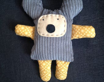 Soft blanket handmade